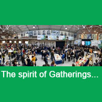 The spirit of Gatherings...